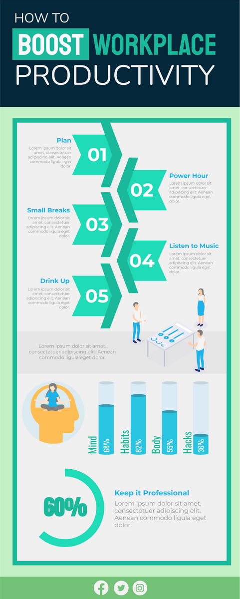 Boost Workplace Productivity